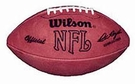 Wilson F1006 Official Leather NFL Game Football