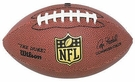 "Wilson ""THE DUKE"" NFL Mini Football - F1631"
