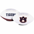 Auburn Tigers Logo Full Size Signature Series Football