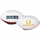 Oregon Ducks Logo Full Size Signature Series Football
