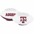 Texas A&M Aggies Logo Full Size Signature Series Football