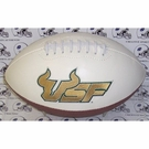 USF Bulls Logo Full Size Signature Series Football
