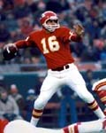 Len Dawson - Kansas City Chiefs - Autograph Signing April 30th, 2017