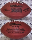 Wilson F1007 Official Leather NFL Super Bowl XXIII Game Football
