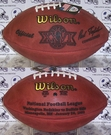 Wilson F1007 Official Leather NFL Super Bowl XXVI Game Football