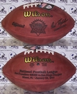 Wilson F1007 Official Leather NFL Super Bowl XXIX Game Football