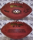 Wilson F1007 Official Leather NFL Super Bowl XXX Game Football