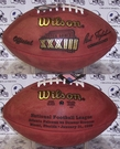 Wilson F1007 Official Leather NFL Super Bowl XXXIII Game Football