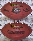 Wilson F1007 Official Leather NFL Super Bowl XXXIV Game Football