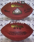 Wilson F1007 Official Leather NFL Super Bowl XXXVII Game Football