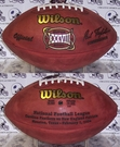 Wilson F1007 Official Leather NFL Super Bowl XXXVIII Game Football