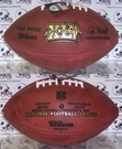 Wilson F1007 Official Leather NFL Super Bowl XLI Game Football