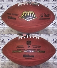Wilson F1007 Official Leather NFL Super Bowl XLIII Game Football