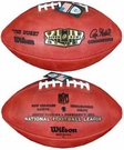 Wilson F1007 Official Leather NFL Super Bowl XLIV Game Football