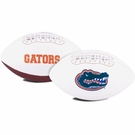 NCAA Signature Series Team Logo Full Size Footballs
