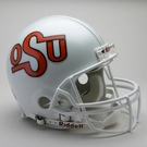 Oklahoma State Cowboys Autographed Full Size On Field Authentic Proline Helmets