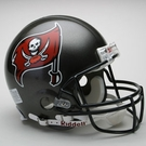 Tampa Bay Bucs Riddell Authentic NFL Full Size On Field Proline Football Helmet