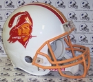 Tampa Bay Bucs 1976-1996 Throwback Riddell Authentic NFL Full Size On Field Proline Football Helmet
