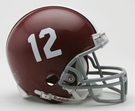 Alabama Crimson Tide VSR4 Riddell Mini Football Helmet