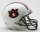 Auburn Tigers VSR4 Riddell Mini Football Helmet