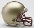 Boston College Eagles VSR4 Riddell Mini Football Helmet