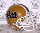 Pittsburgh Panthers PITT Throwback VSR4 Riddell Mini Football Helmet