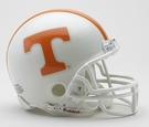 Tennessee Volunteers VSR4 Riddell Mini Football Helmet