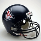 Arizona Wildcats Riddell NCAA Full Size Deluxe Replica Football Helmet