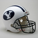 Brigham Young Cougars BYU Riddell NCAA Full Size Deluxe Replica Football Helmet