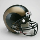 Colorado State Rams Riddell NCAA Full Size Deluxe Replica Football Helmet