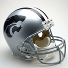 Kansas State Wildcats Riddell NCAA Full Size Deluxe Replica Football Helmet