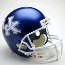 Kentucky Wildcats Riddell NCAA Full Size Deluxe Replica Football Helmet