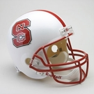 North Carolina State Wolfpack Riddell NCAA Full Size Deluxe Replica Football Helmet