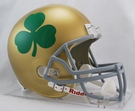 Notre Dame Fighting Irish Riddell NCAA Full Size Deluxe Replica Football Helmet