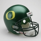 Oregon Ducks Riddell NCAA Full Size Deluxe Replica Football Helmet