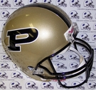 Purdue Boilermakers Riddell NCAA Full Size Deluxe Replica Football Helmet