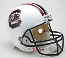 South Carolina Gamecocks Riddell NCAA Full Size Deluxe Replica Football Helmet