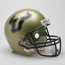 South Florida Bulls USF Riddell NCAA Full Size Deluxe Replica Football Helmet