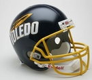 Toledo Rockets Riddell NCAA Full Size Deluxe Replica Football Helmet