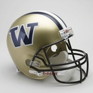 Washington Huskies Riddell NCAA Full Size Deluxe Replica Football Helmet