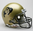 Colorado Buffaloes Riddell Authentic NCAA Full Size On Field Proline Football Helmet