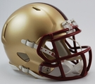 BC Boston College Eagles Speed Revolution Riddell Mini Football Helmet