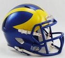 Delaware Speed Revolution Riddell Mini Football Helmet