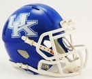 Kentucky Wildcats Speed Revolution Riddell Mini Football Helmet
