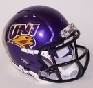 Northern Iowa Speed Revolution Riddell Mini Football Helmet