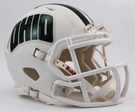 Ohio University Speed Revolution Riddell Mini Football Helmet