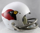 Arizona Cardinals 1960-2004 Throwback 2-Bar TK Riddell NFL Full Size Football Helmet
