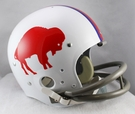 Buffalo Bills 1965-1973 Throwback 2-Bar TK Riddell NFL Full Size Football Helmet