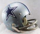Dallas Cowboys 1967 Throwback 2-Bar TK Riddell NFL Full Size Football Helmet