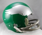Philadelphia Eagles 1959-1969 Throwback 2-Bar TK Riddell NFL Full Size Football Helmet